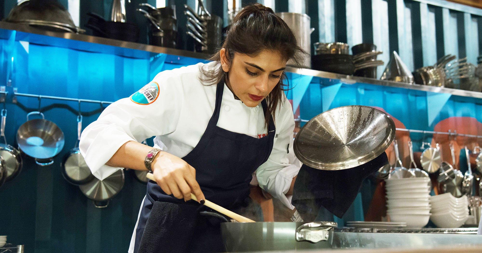 Top Chef: Top Chef's Fatima Ali Wasn't Prepared For Her 'Grim Prognosis