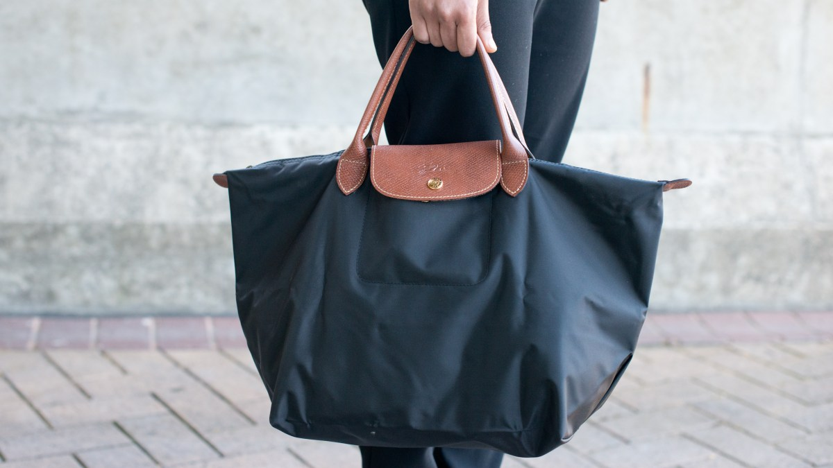 e00fbac70a40f Longchamp Bags Are on Sale Right Now at Saks Off Fifth