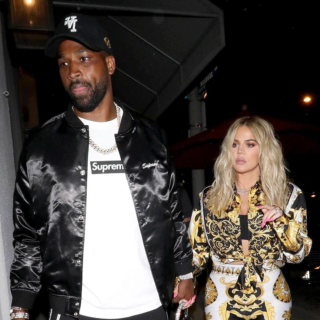 Khloe Kardashian and Tristan Thompson moving
