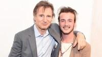 Liam Neeson, Michael Neeson, Natasha Richardson