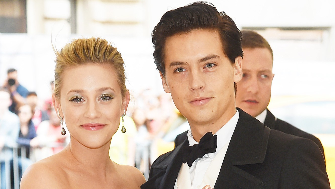 Lili Reinhart, Cole Sprouse, Instagram