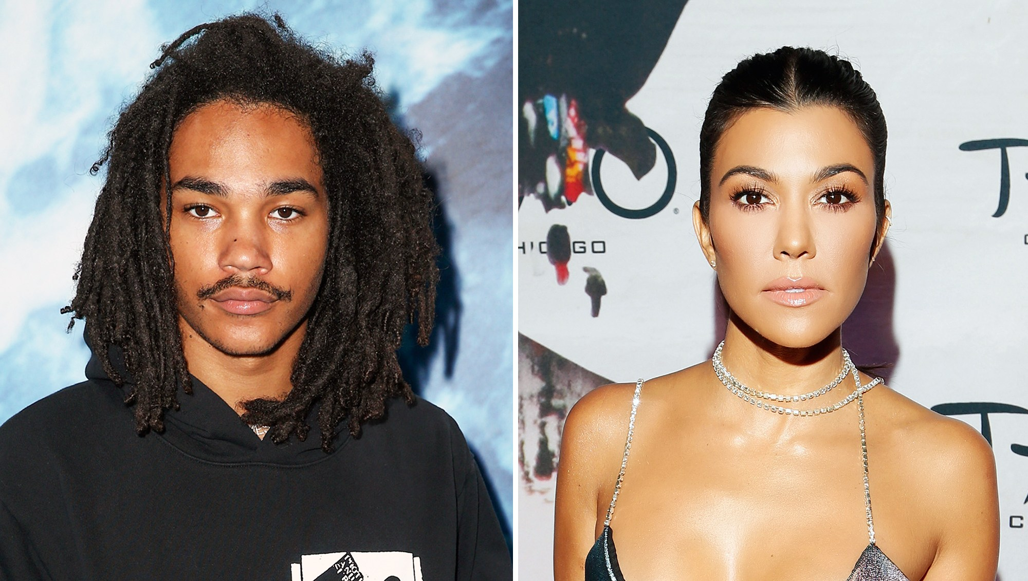 Luka Sabbat Cryptic Kourtney Kardashian Rumors