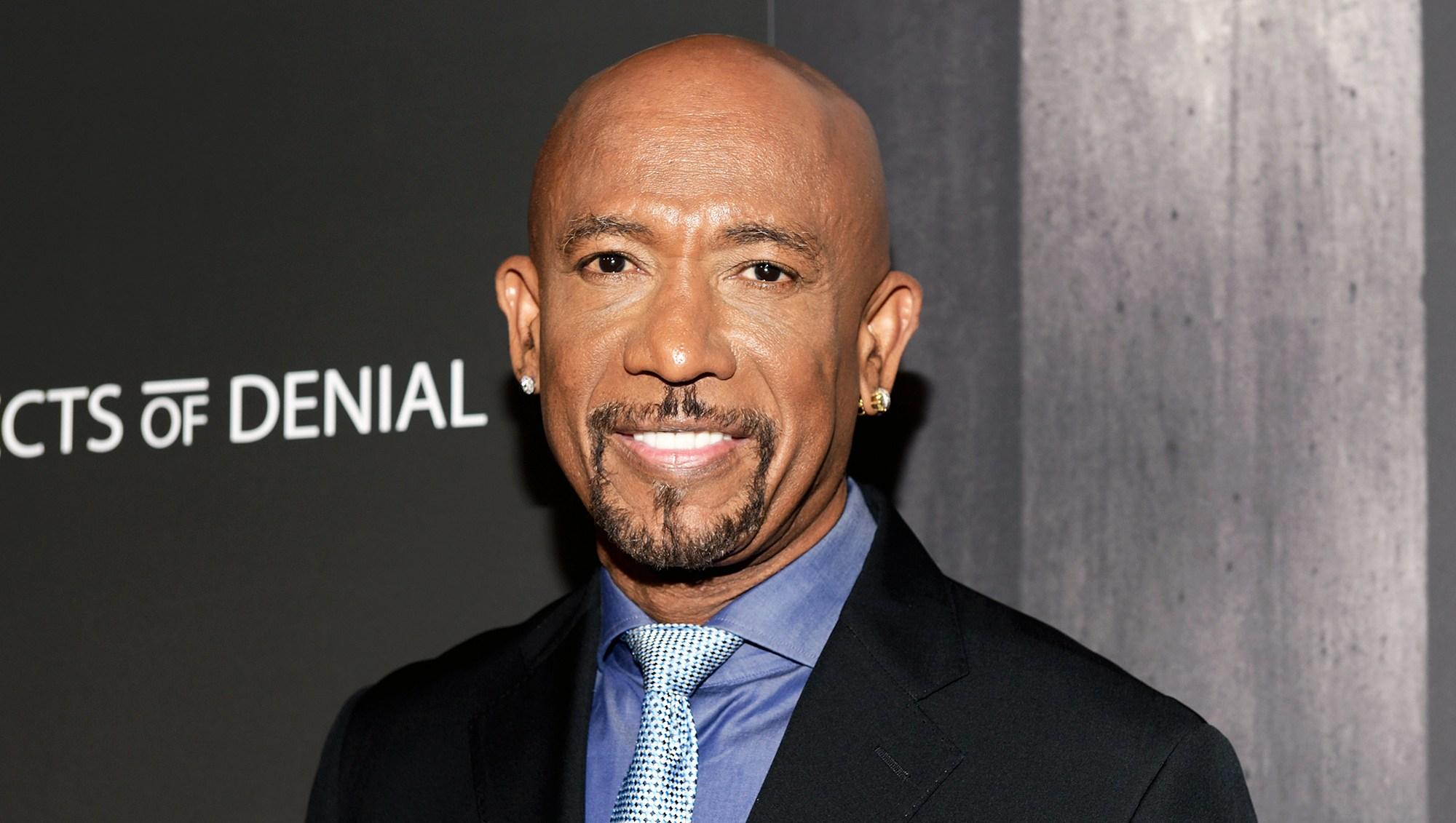 Montel Williams Almost Died Hemorrhagic Stroke