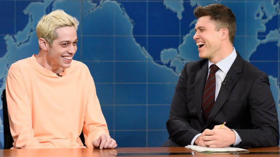 Pete Davidson mocks Kanye West on 'Saturday Night Live'