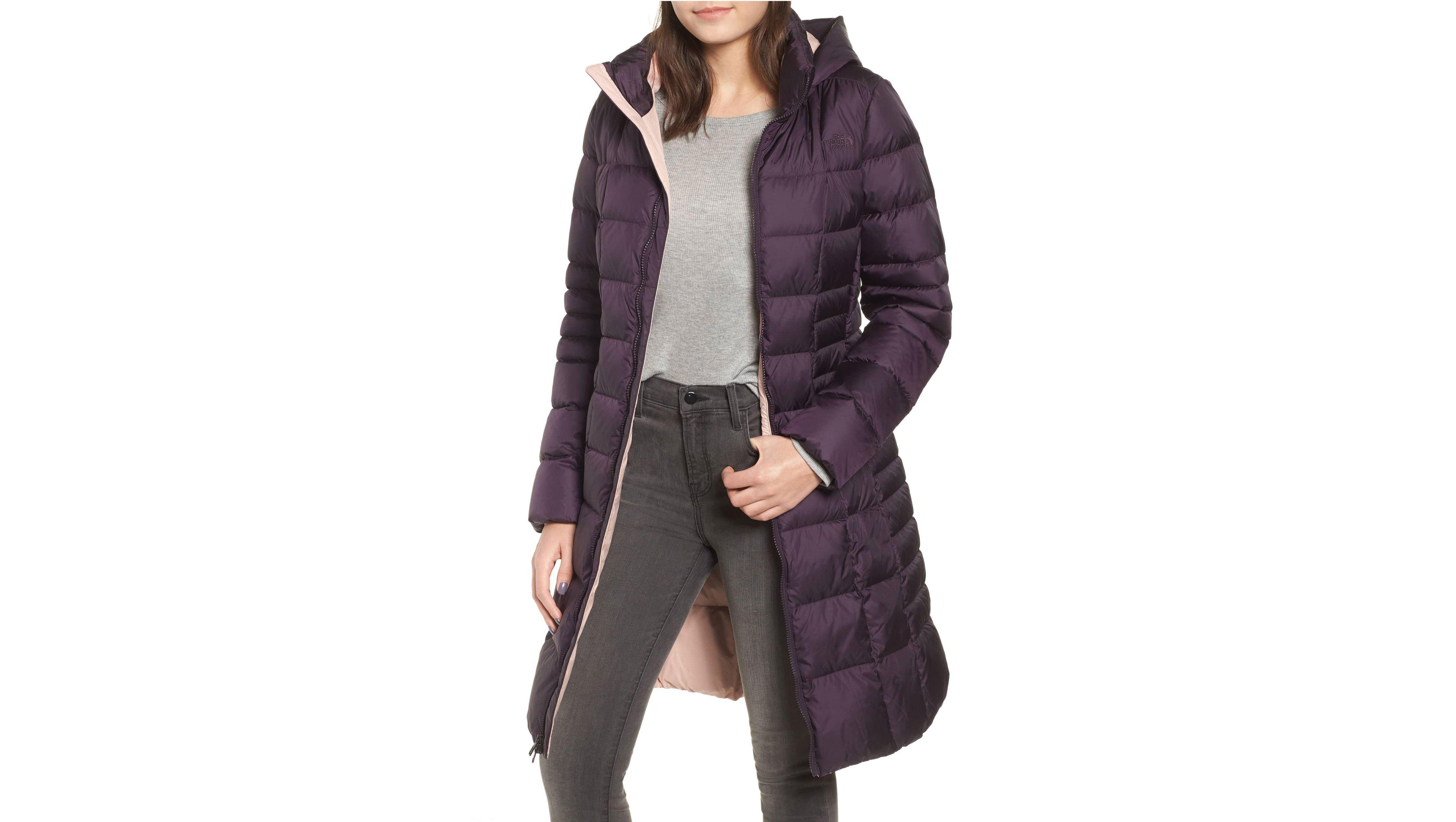 North-Face-Jacket-Metropolis-II-Hooded-Water-Resistant-Down-Parka