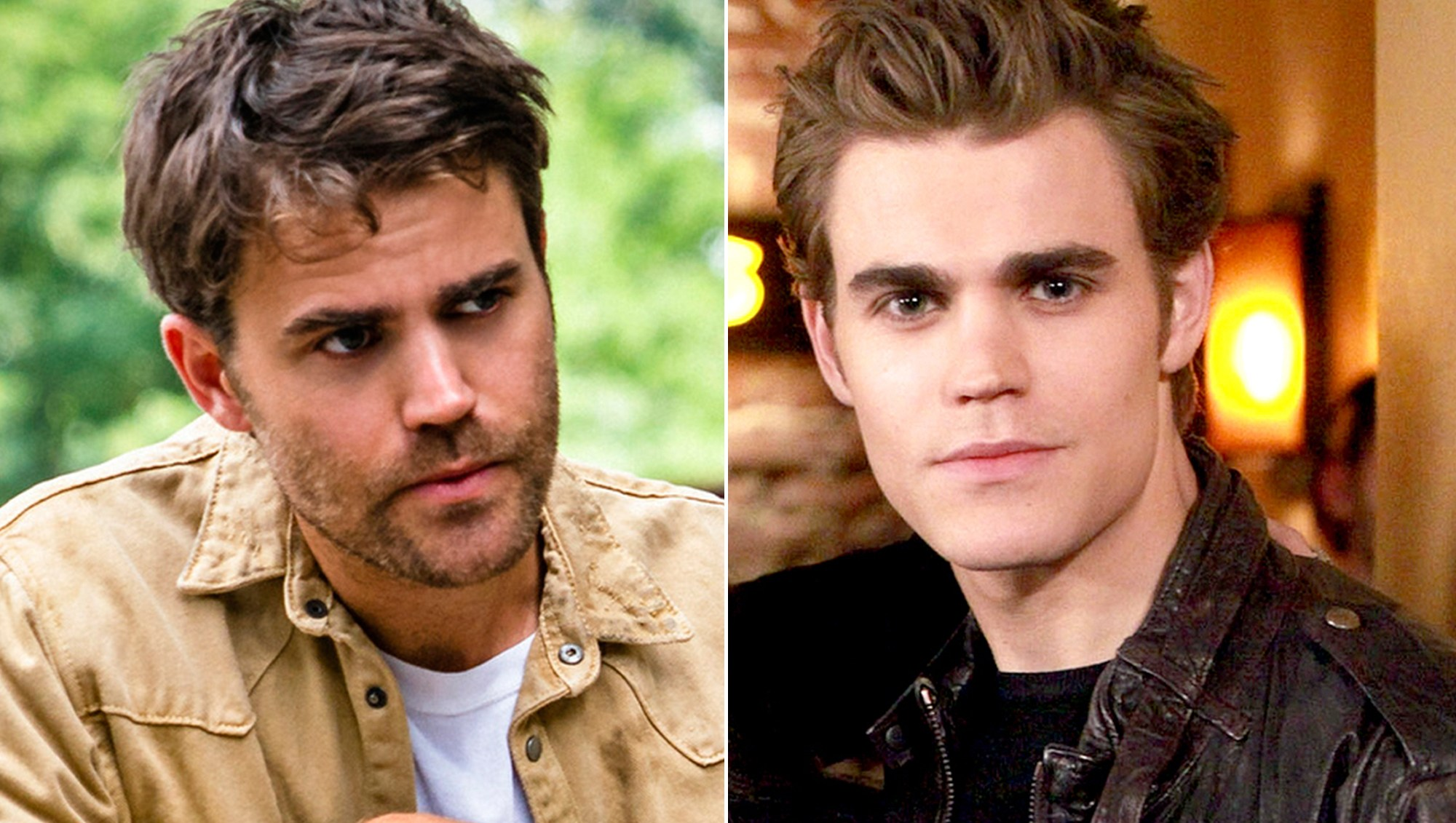 Paul Wesley Looks Back at 20 Years, Talks Returning to His Gritty Roots