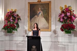 Duchess Meghan Markle, Prince William, New Zealand, Speech