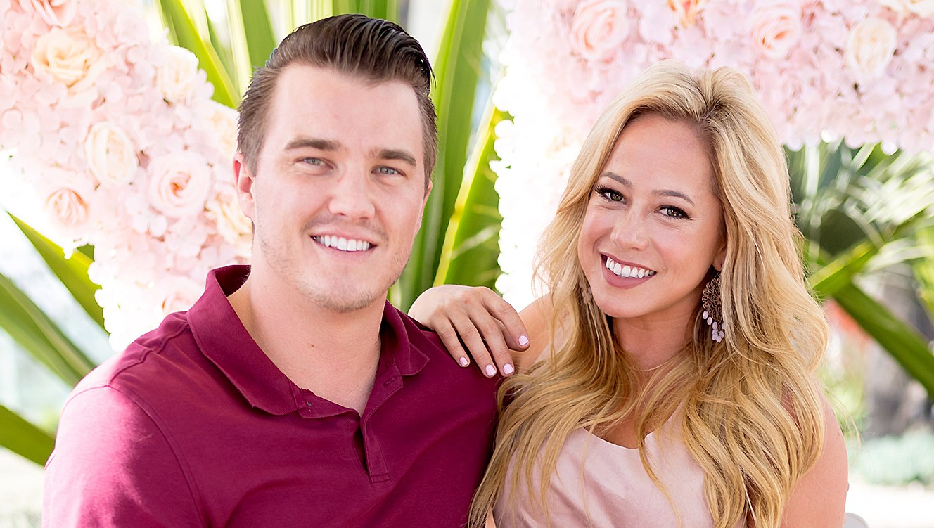 Sabrina Bryan and Jordan Lundberg marry