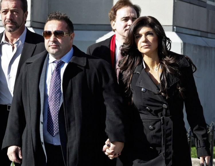 Teresa Giudice Joe Giudice Denies Divorce