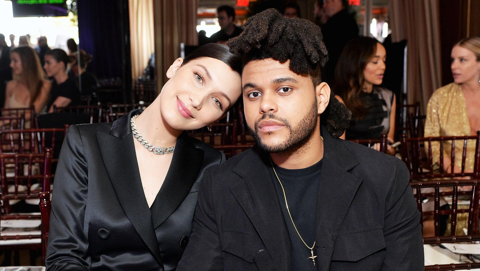 The Weeknd Bella Hadid Birthday Wishes