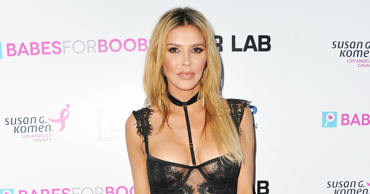 Brandi Glanville Is 'Shaken Up' After Robbery While She and Sons Were Home