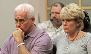 George, left, and Cindy Anthony, parents of Casey Anthony