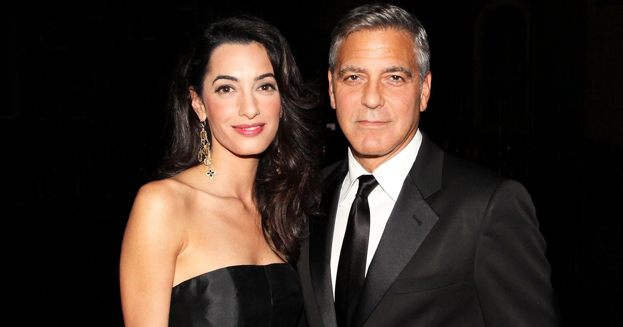 Why George and Amal Clooney Didn't Attend Princess Eugenie's Wedding