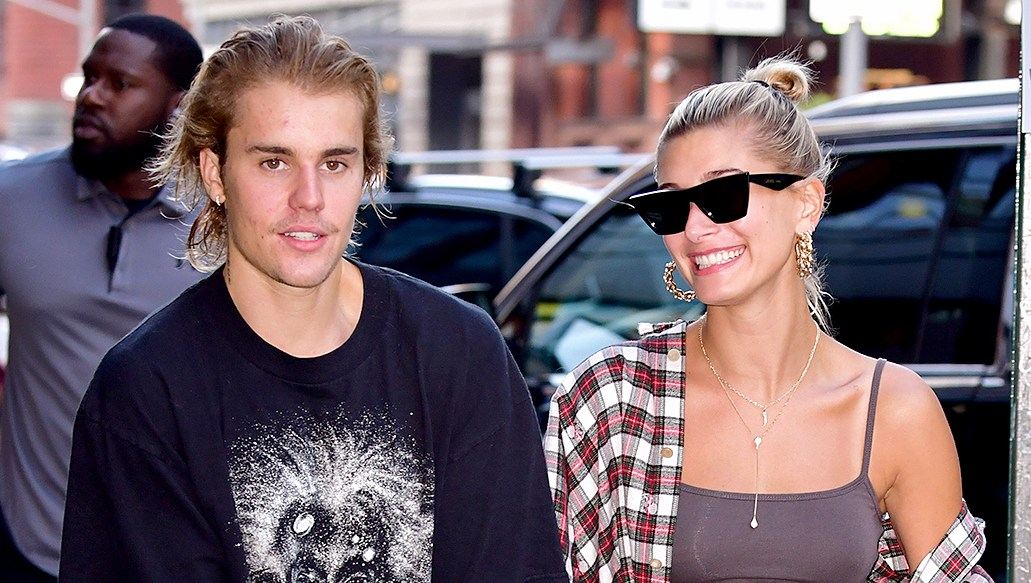 hailey baldwin talks justin bieber