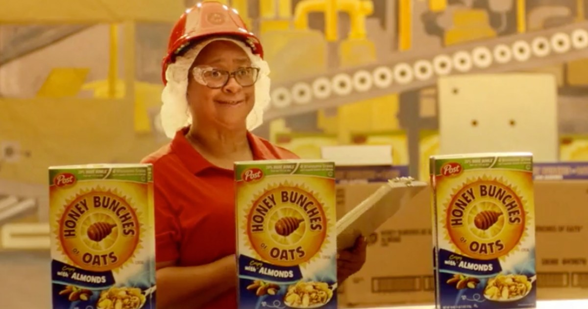 retired honey bunches of oats lady diana hunter stars in new
