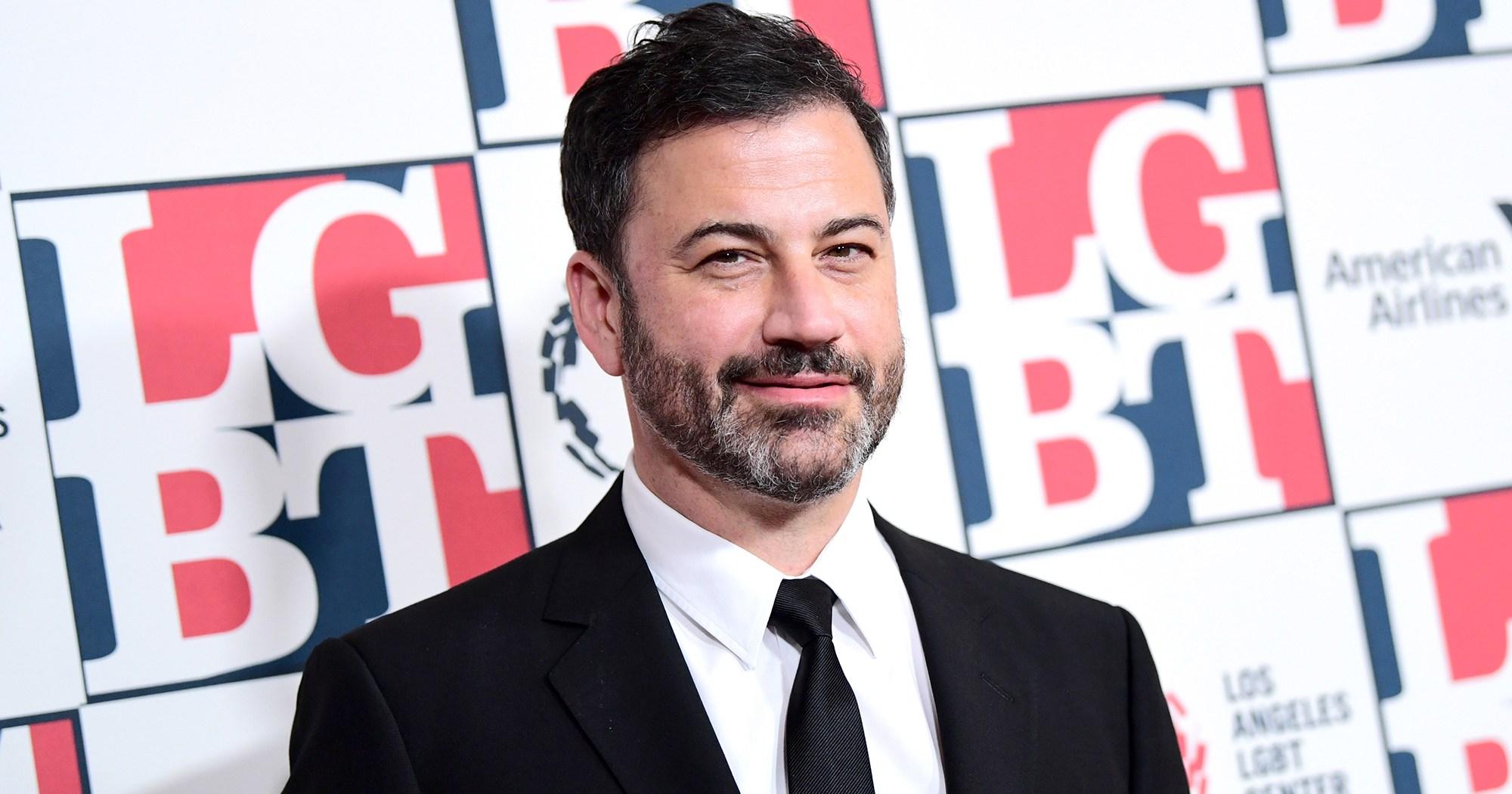 Jimmy Kimmel's Son Billy Learned the Word 'Bagel'