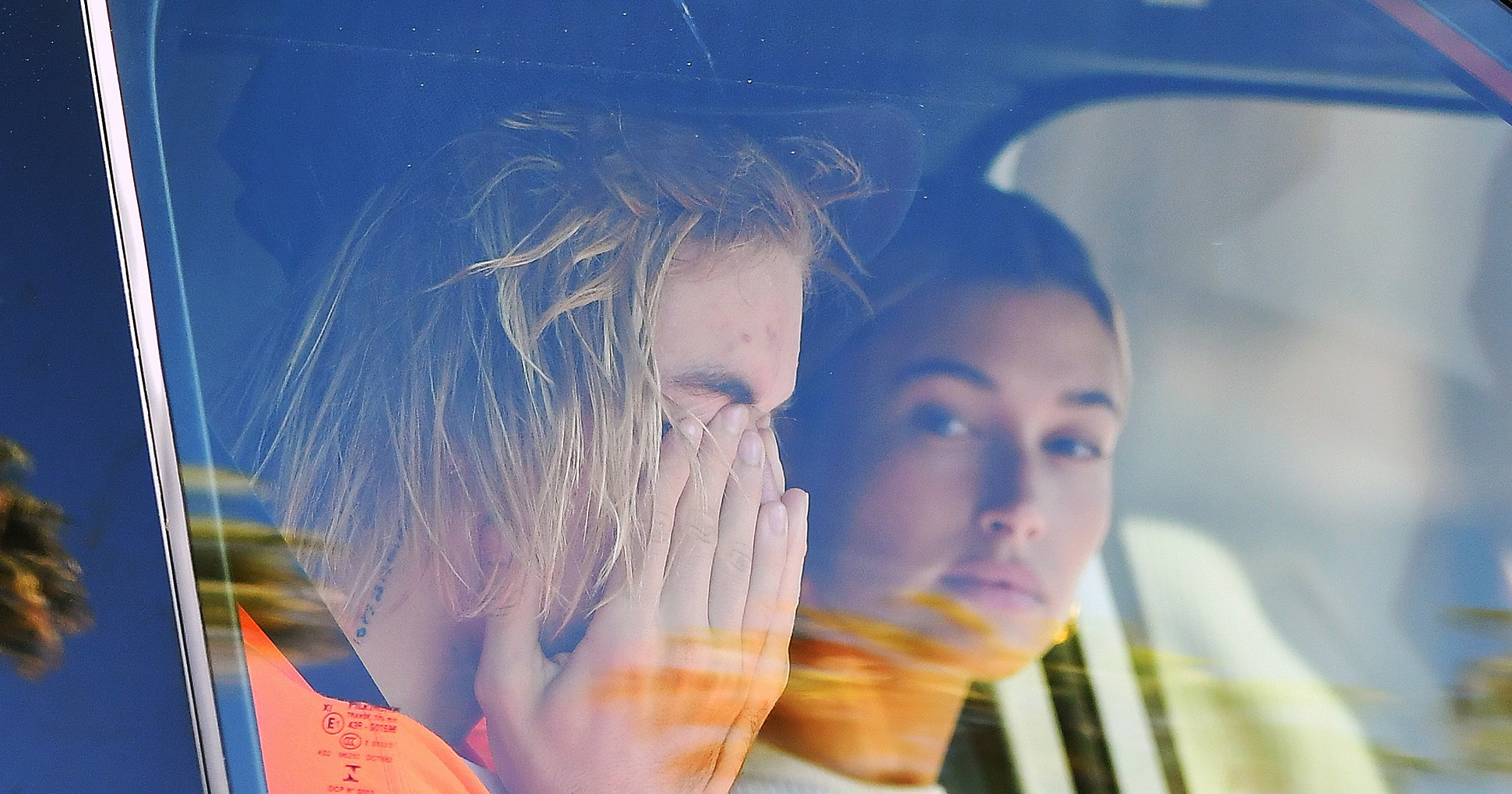 Justin Bieber Spotted Looking Emotional: He 'Doesn't Feel Whole'