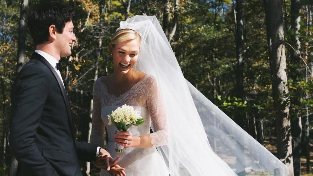 Josh Kushner and Karlie Kloss wedding