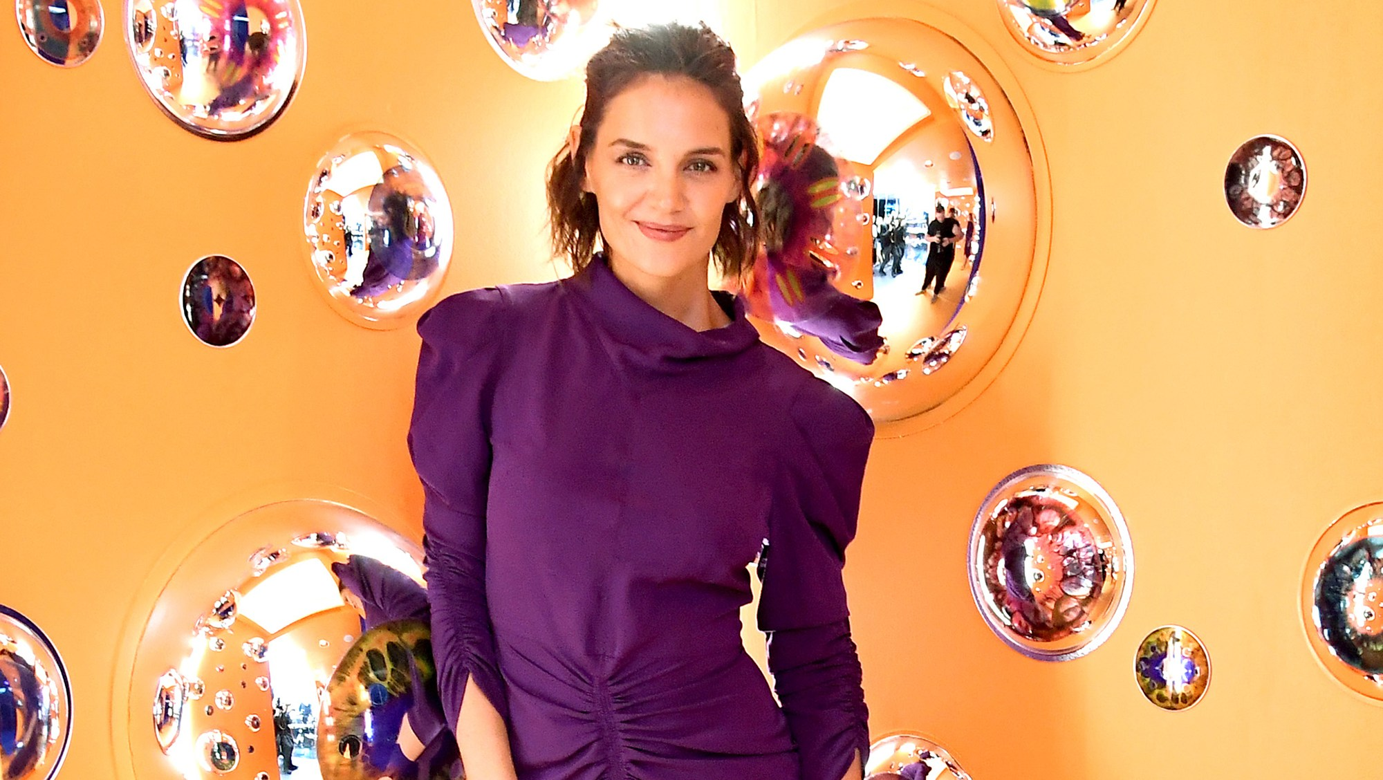 Katie Holmes engaged
