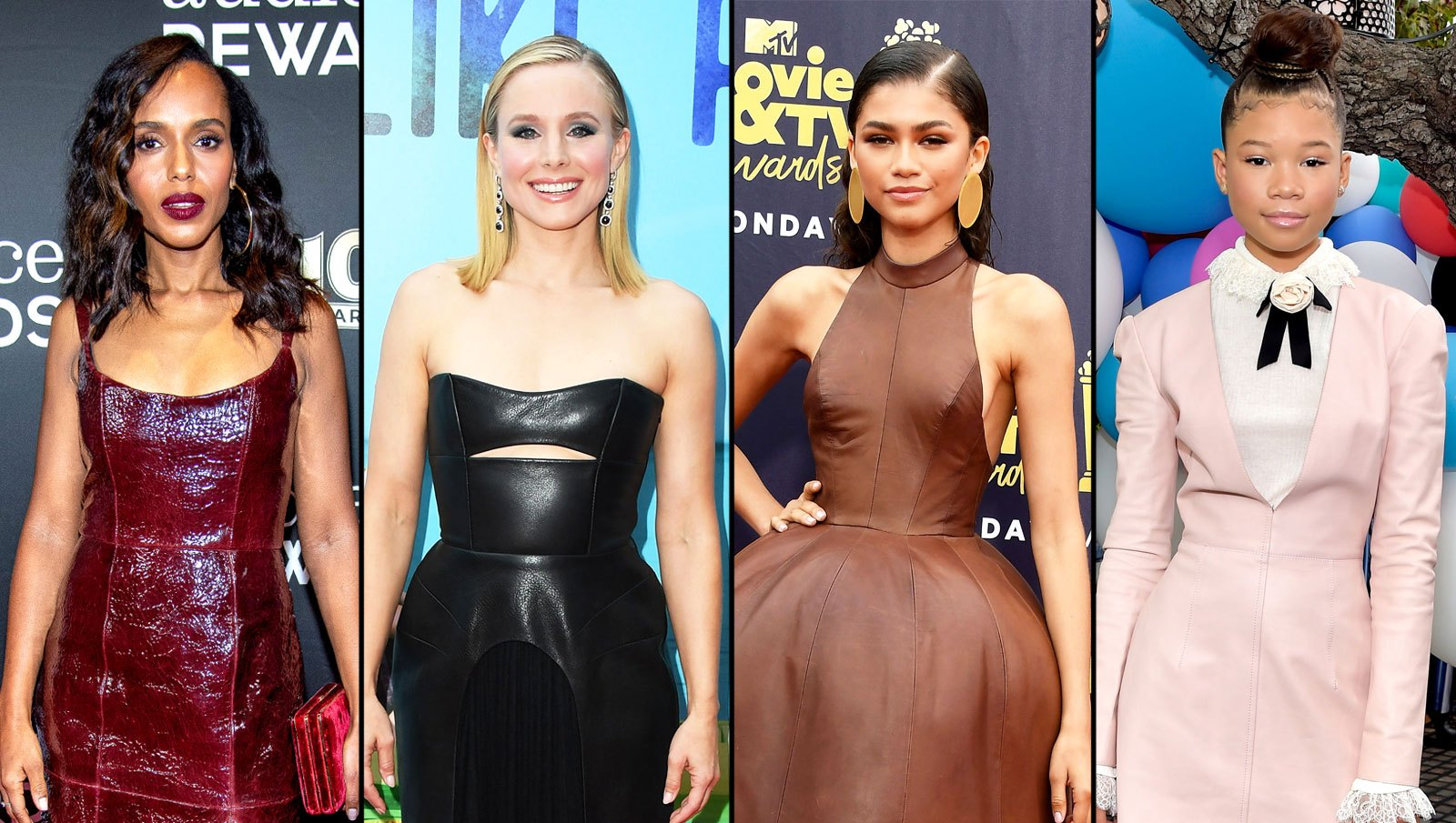 kerry-washington,-storm-reed,-zendaya,-kristen-bell