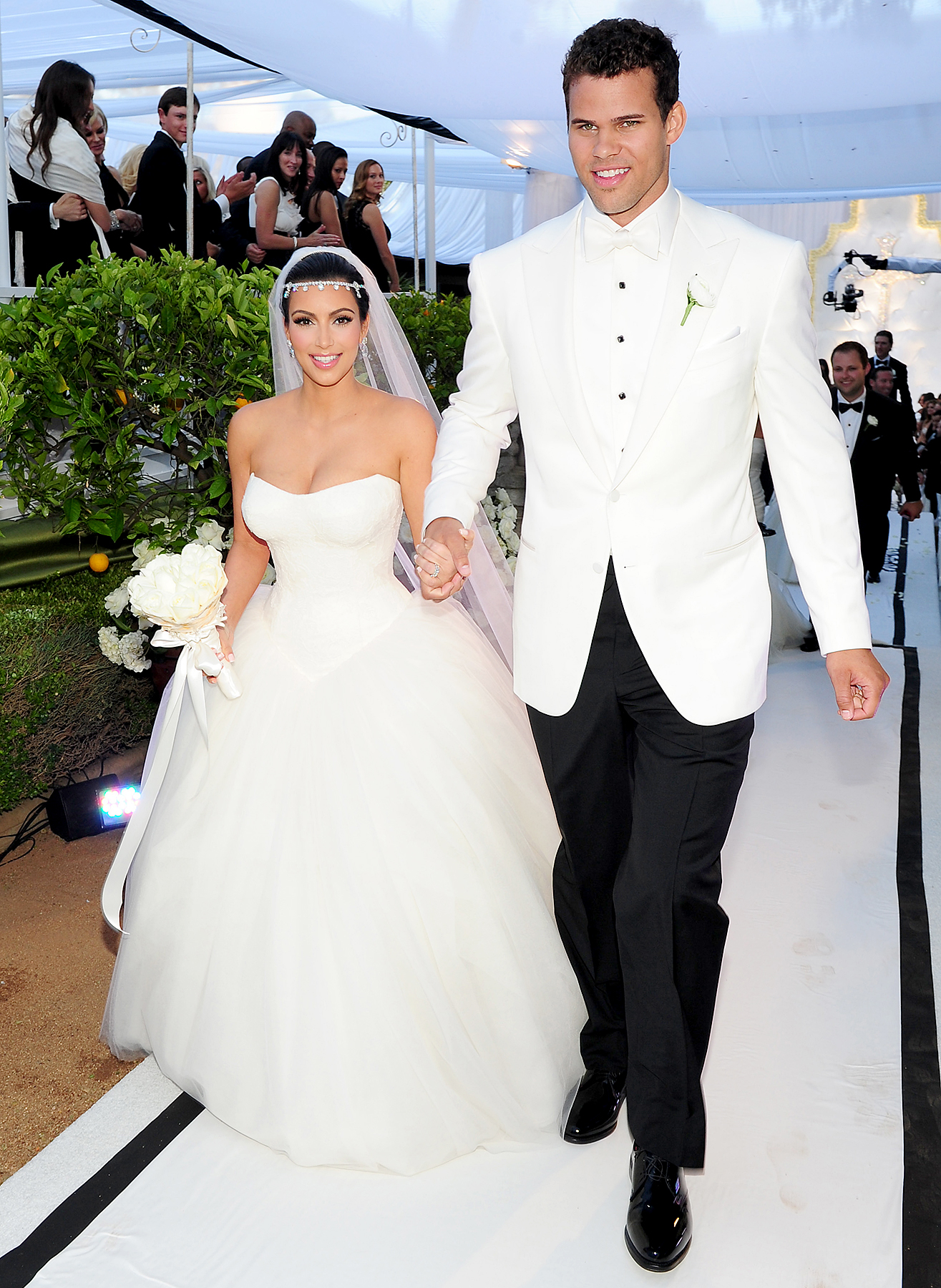 Best Celebrity Weddings Dresses Of The 2010s Decade