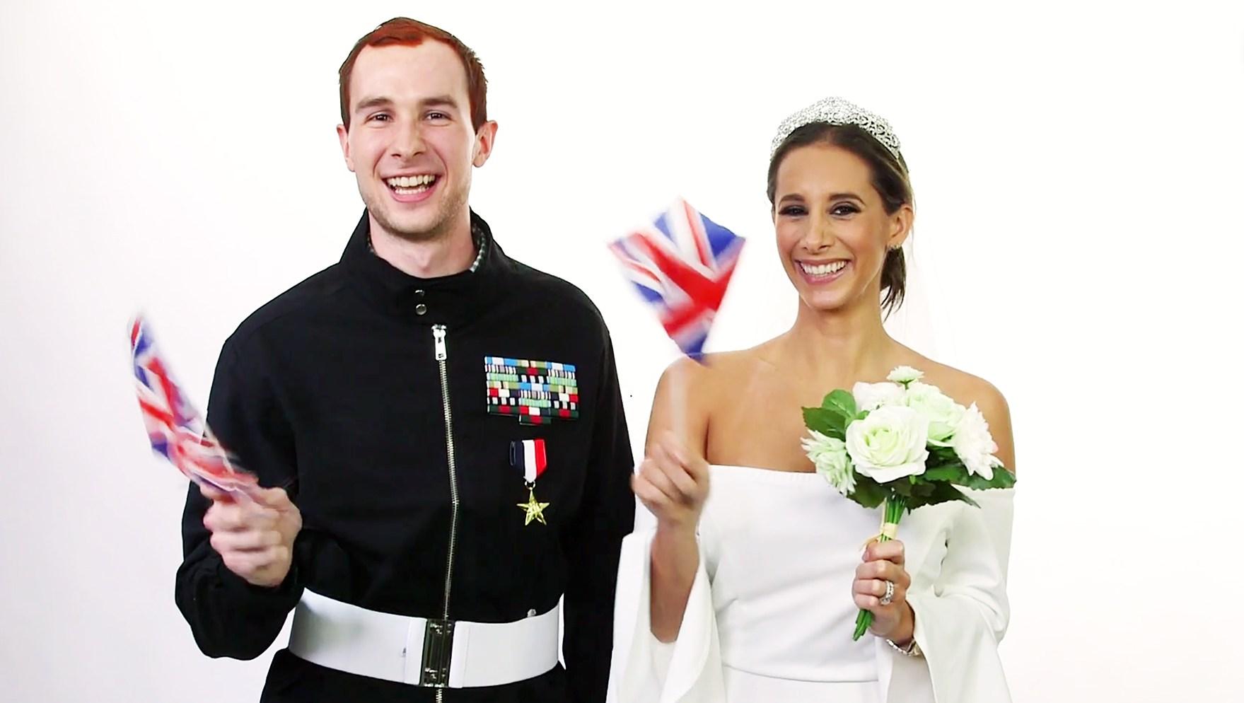 Prince Harry Duchess Meghan Halloween Costume