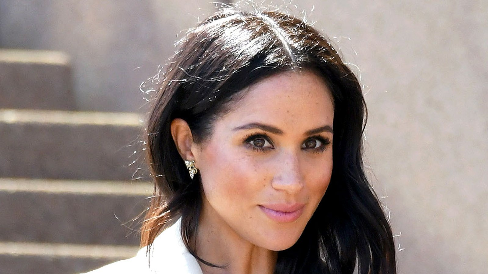 a39a6d5a8e5de 'Get Tressed With Us' Podcast: Rita Hazan Explains the Secret to Meghan  Markle's Glossy Pregnancy Hair Color