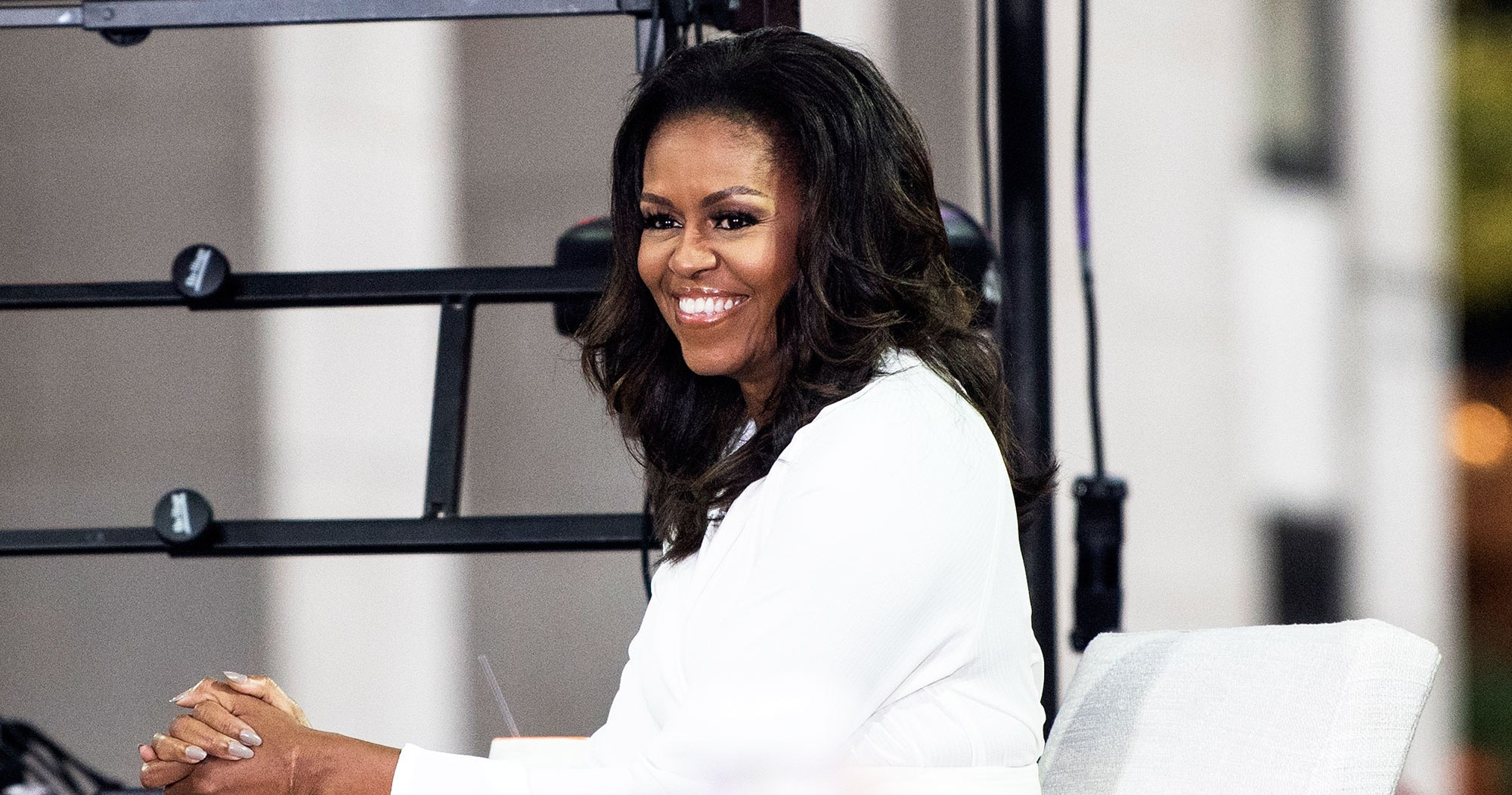 Michelle Obama Gives Sweet Backstory on George W. Bush Handing Her Candy