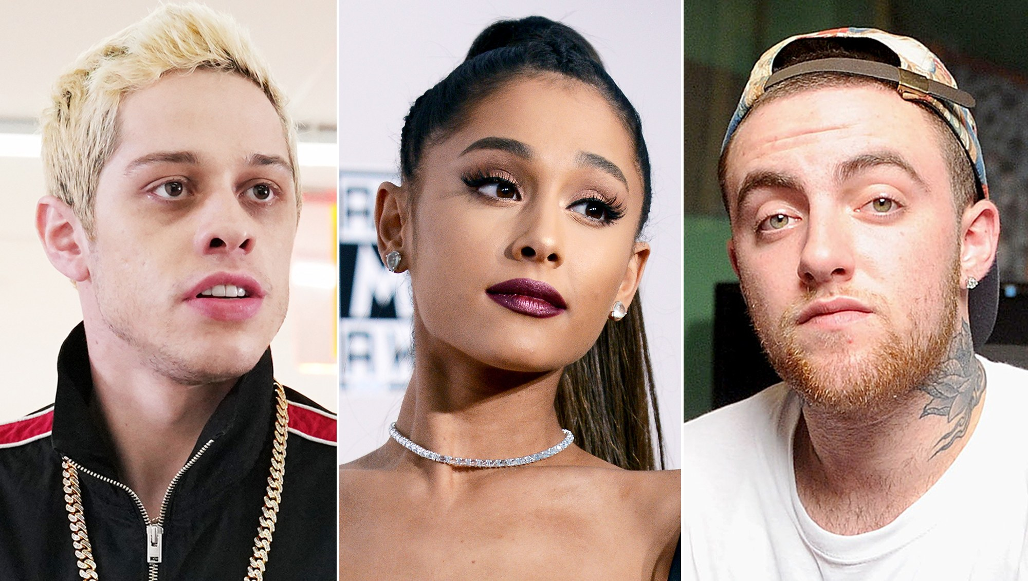 Pete Davidson 'Feels He's the One to Blame' for Ariana Grande Split