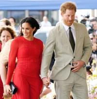 Prince Harry Pregnant Meghan Markle Travel To Tonga Pics