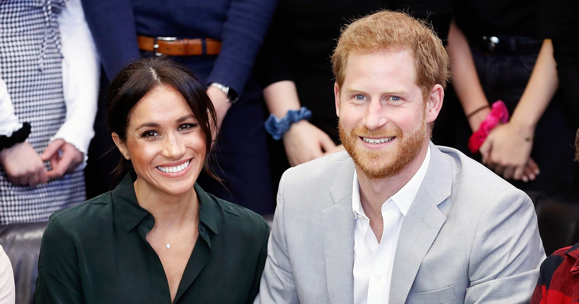 Prince Harry and Duchess Meghan's Baby Is 7th in Line to the Throne