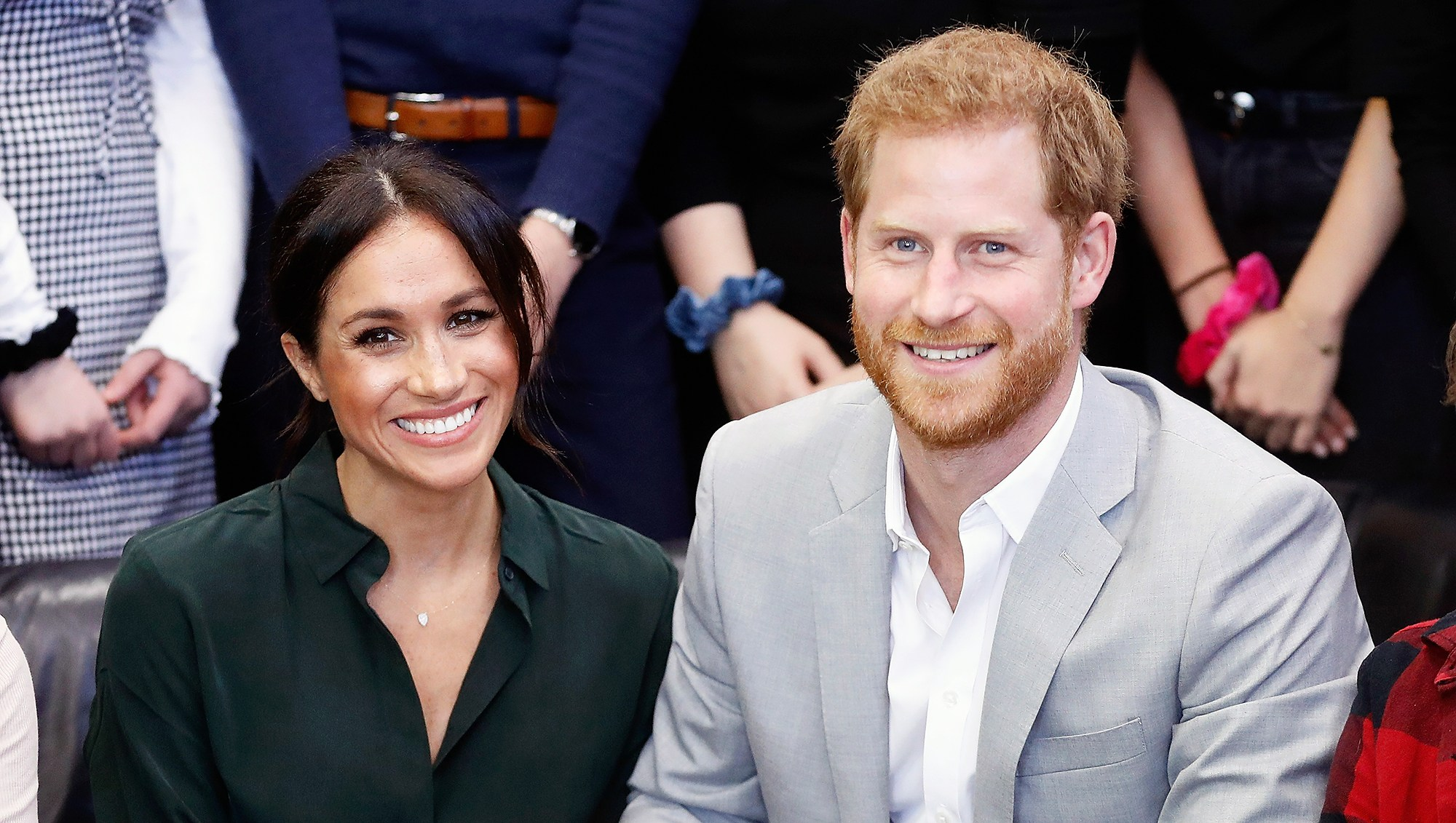 Prince Harry Duchess Meghan Royal Baby 7th In Line Throne