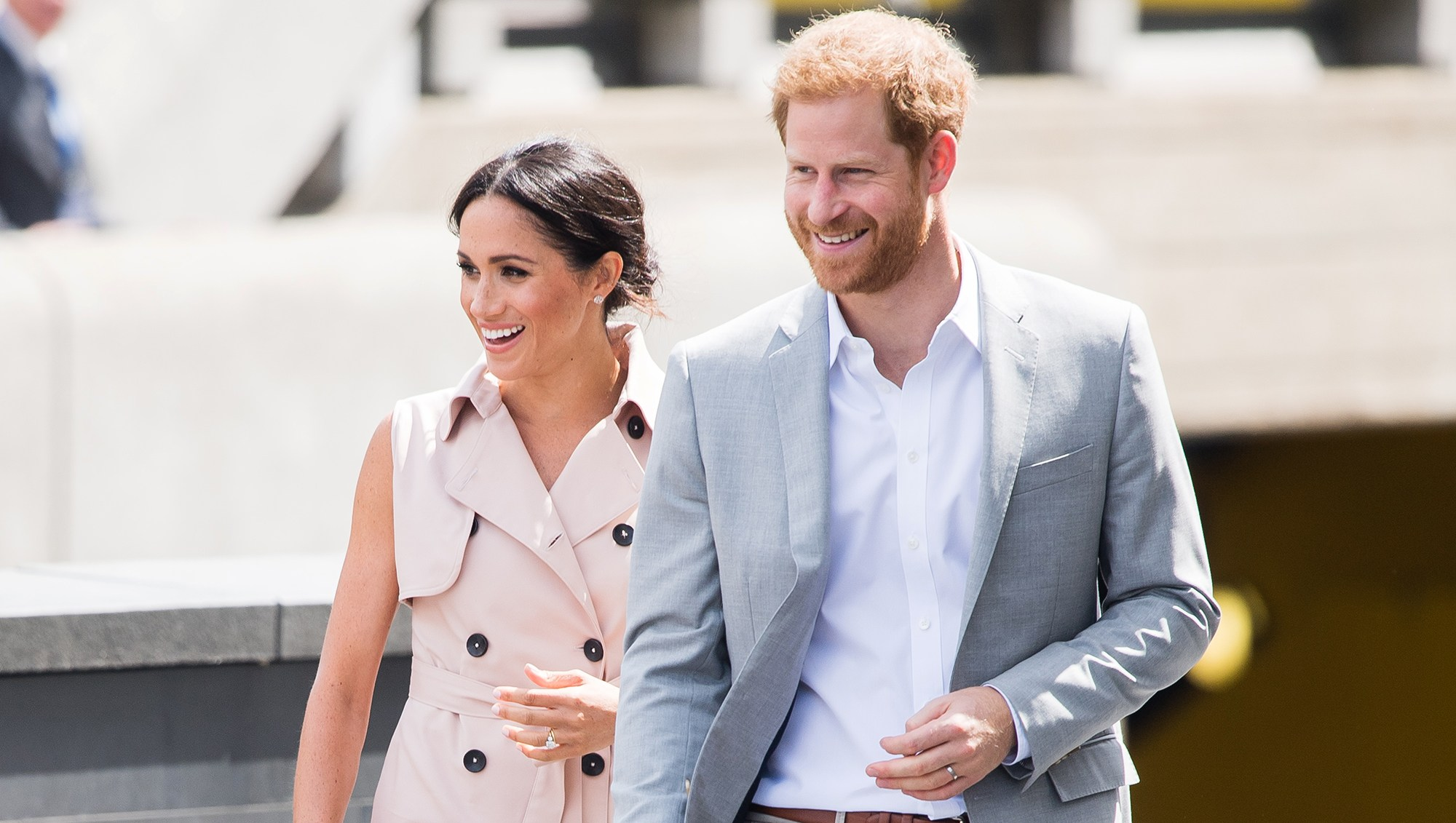 What Will Prince Harry and Pregnant Duchess Meghan Name Their Royal Baby?