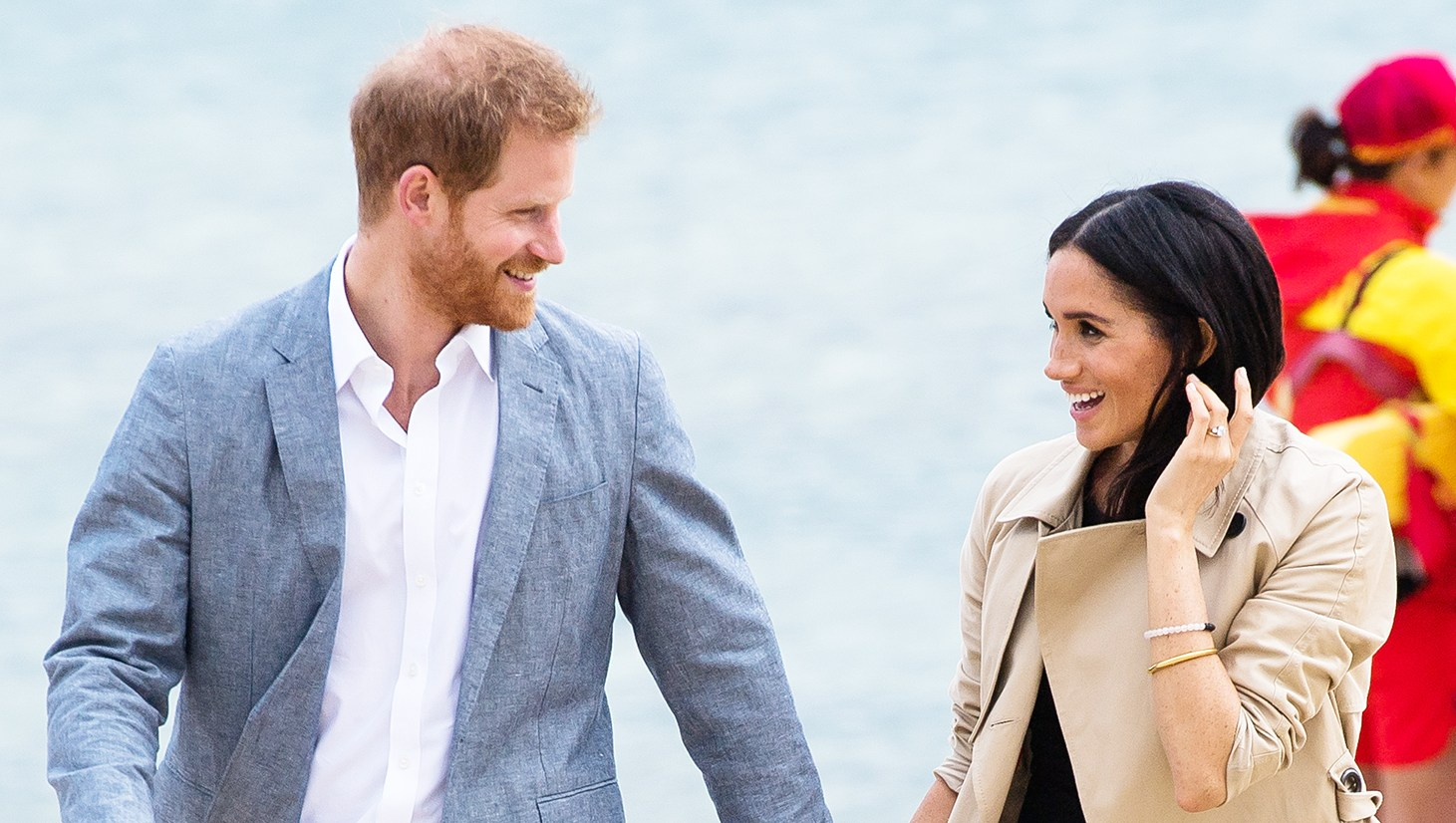 Prince Harry Pregnant Duchess Meghan Melbourne