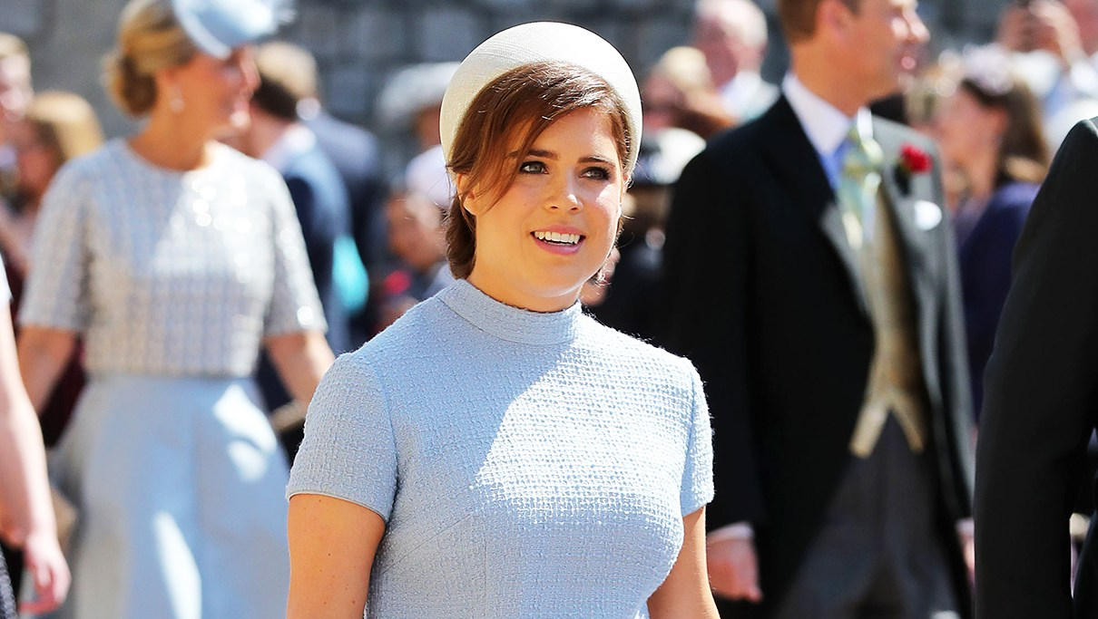 Princess Eugenie Wedding Weight Loss