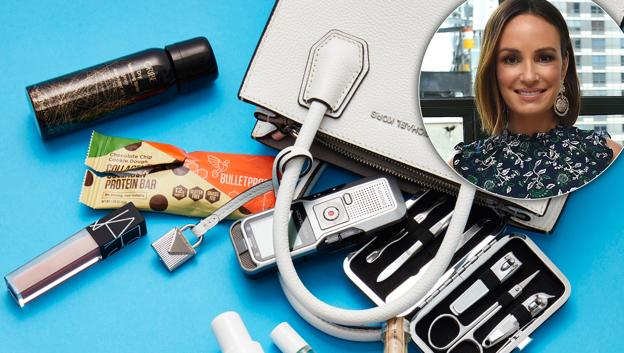 Catt Sadler: What's in My Bag?