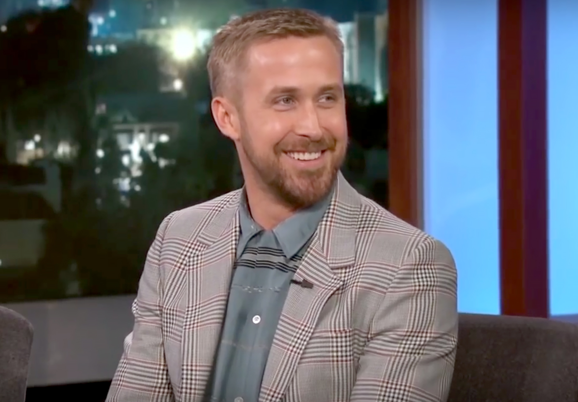Ryan Gosling Explains Why He Cried Watching A Baby Be Baptised recommend
