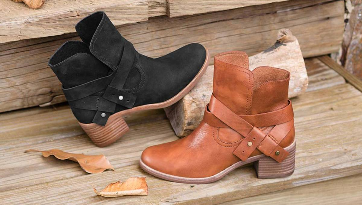 ugg elora boot sale zappos