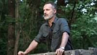 the walking dead Andrew Lincoln as Rick Grimes