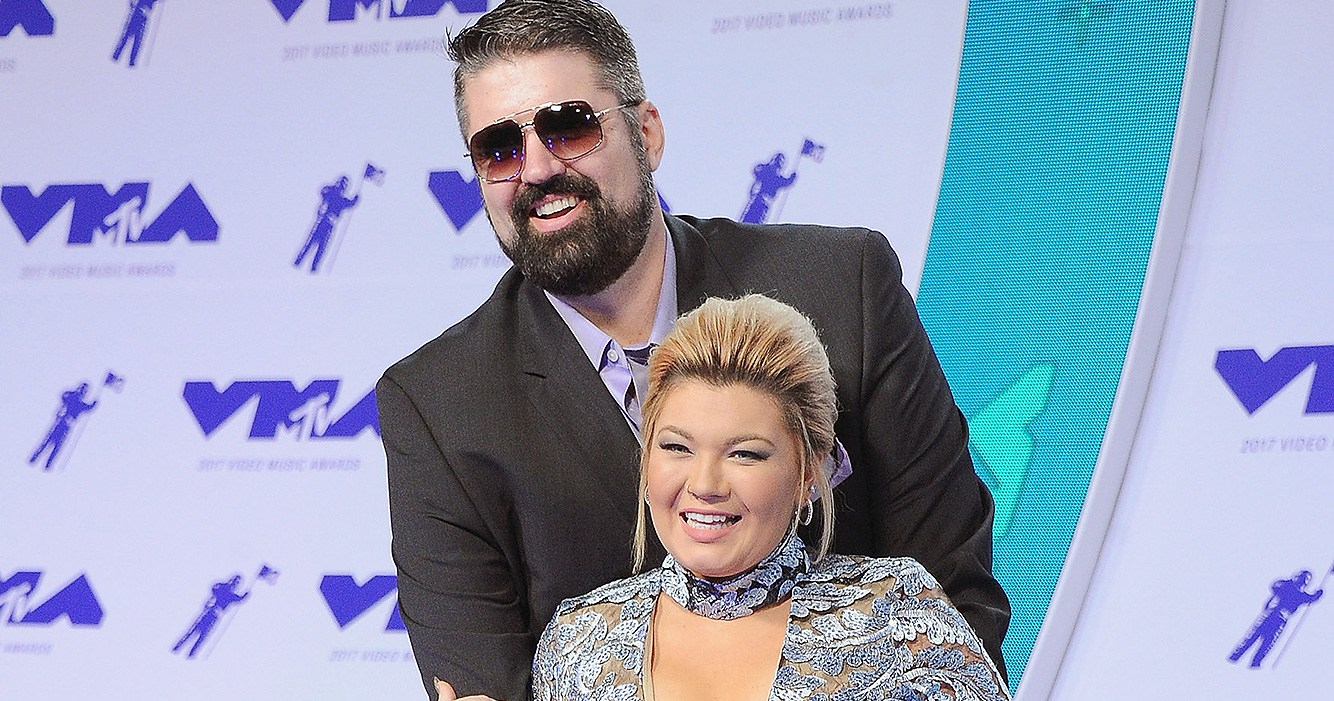 Teen Mom OG's Amber Portwood Calls Andrew Glennon 'Hubby,' Hints She Might Be Married