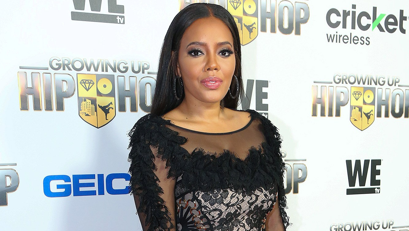 Angela Simmons, Sutton Tennyson, Shot
