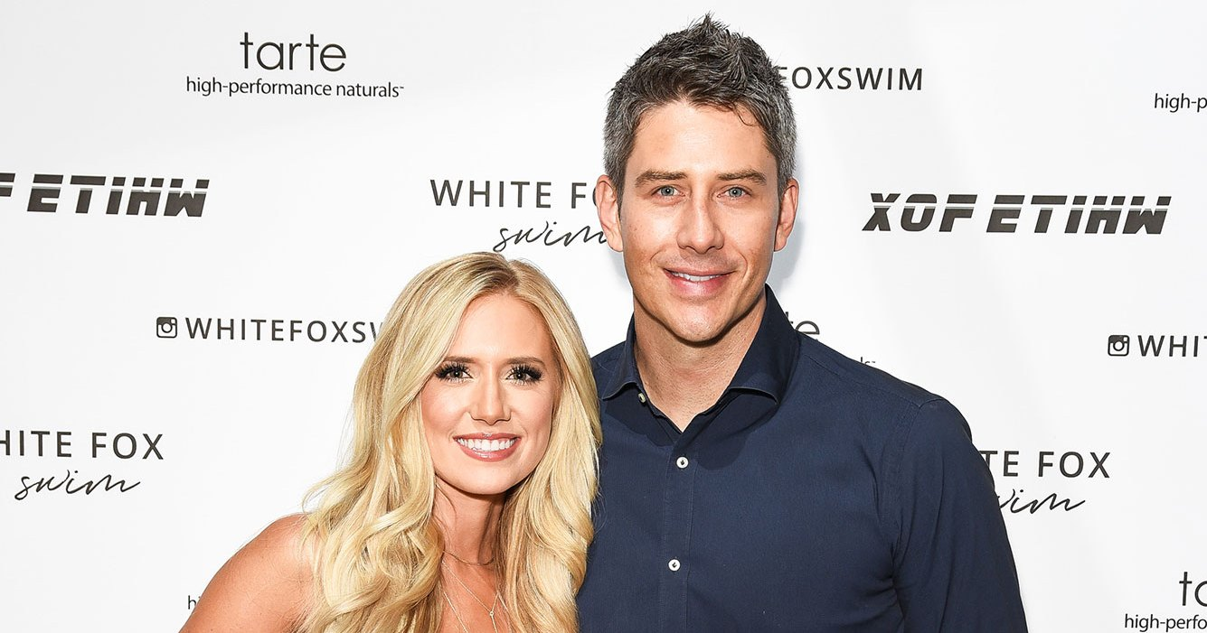 Arie Luyendyk Jr. and Pregnant Lauren Burnham Know Baby's Sex