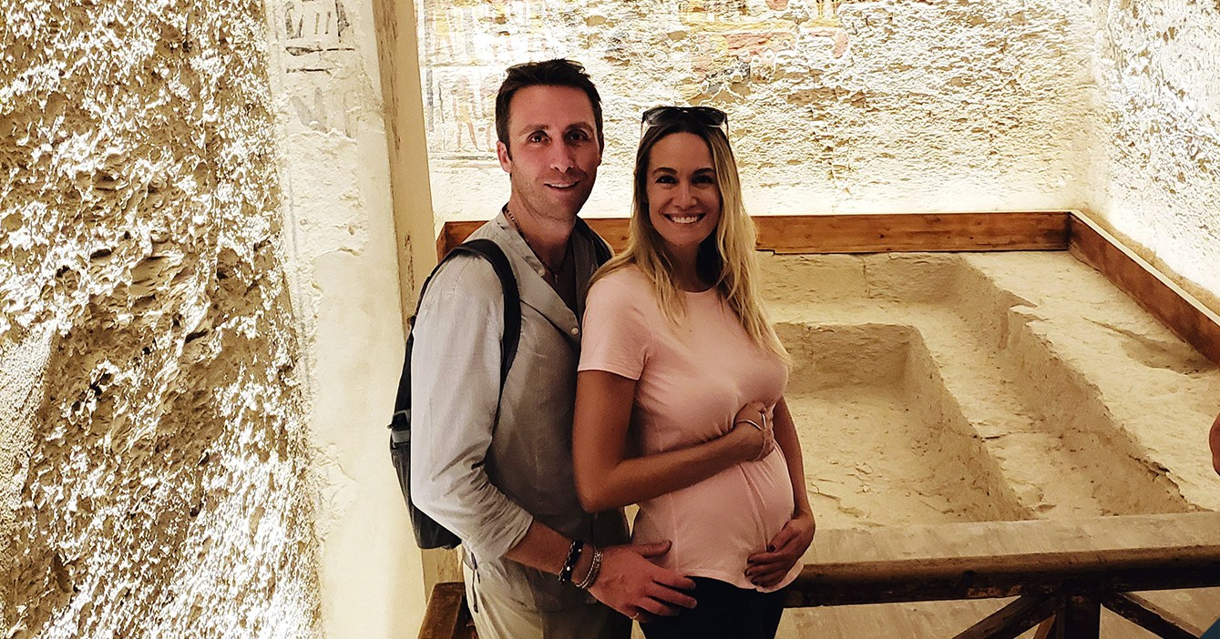 'Caribbean Pirate Treasure' Hosts Ashlan Gorse and Philippe Cousteau Are Expecting Their First Child