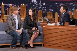 Chip Gaines, Joanna Gaines, TV Network, Jimmy Fallon
