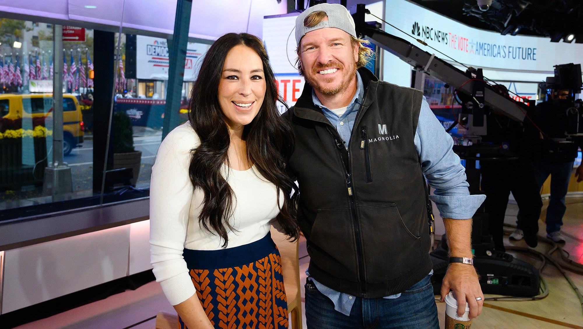 Chip Gaines, Joanna Gaines, TV Network