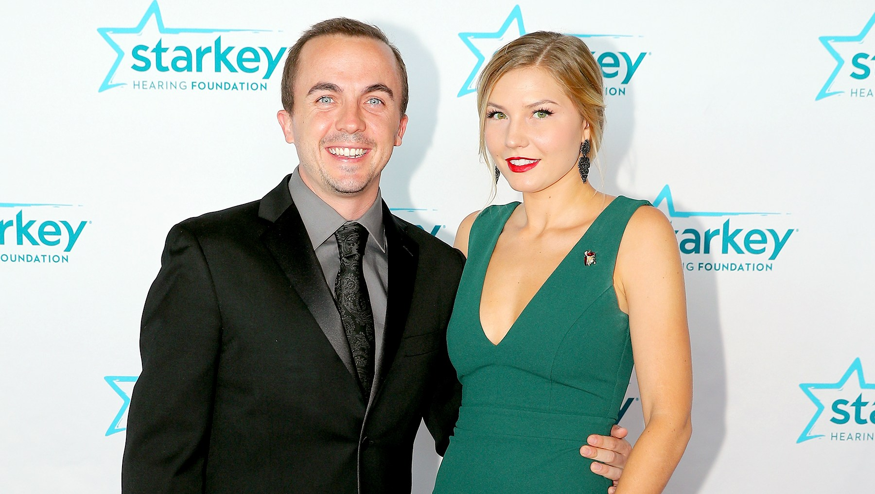 Frankie Muniz and Paige Price engaged
