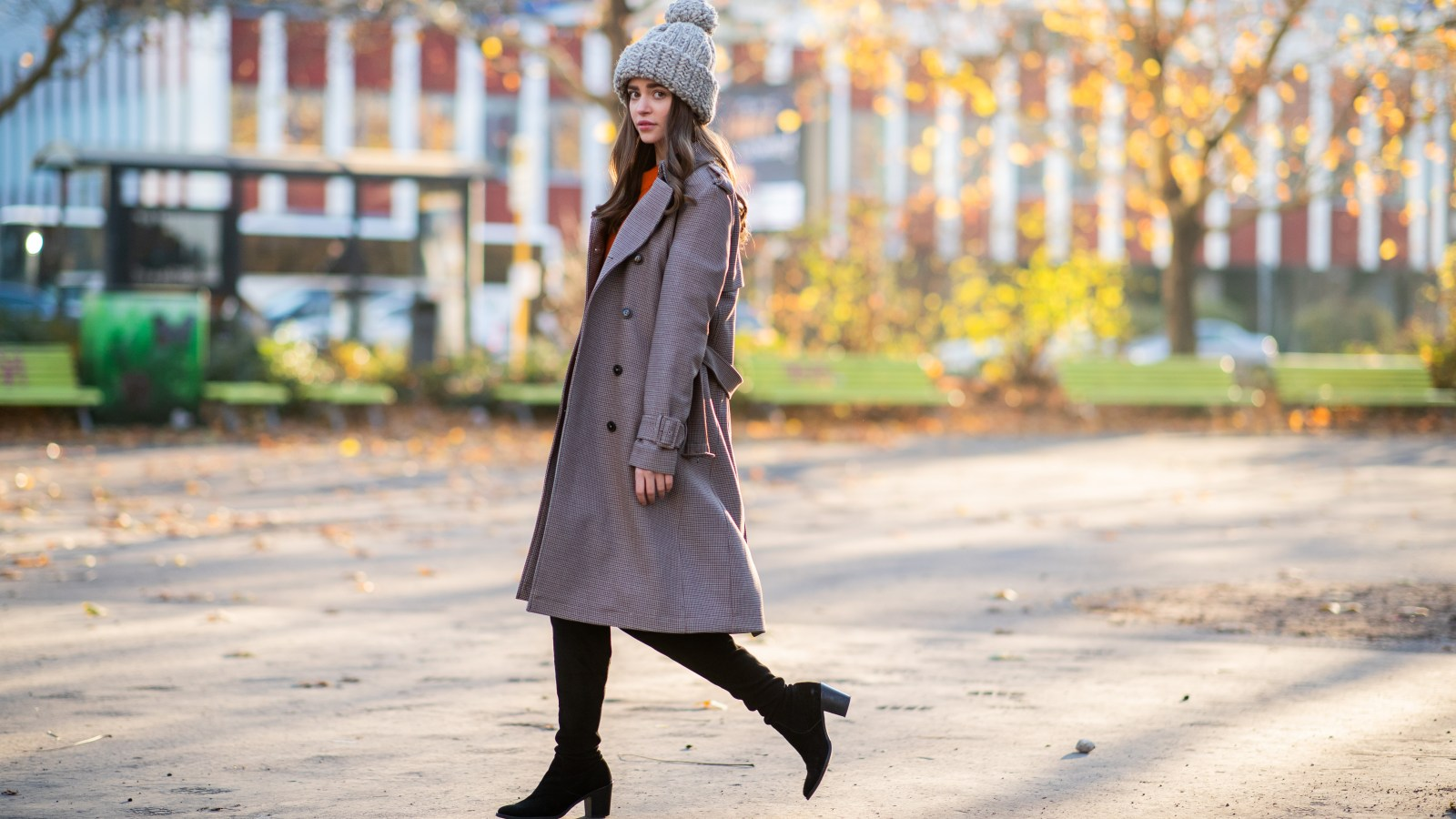 98ffa8b0db2 These Waterproof Over-The-Knee Boots Make Rainy Days Way Easier
