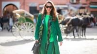 Street Style - Marrakech - November 26, 2018