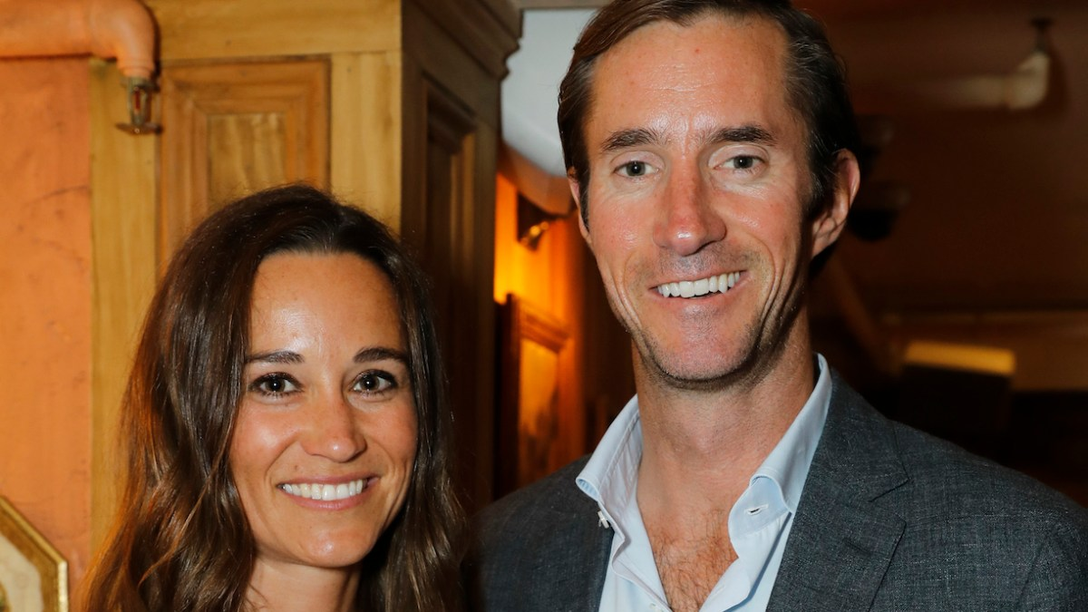Pippa Middleton Names Her Baby Son in Tribute to Her Father and Family Members: Report