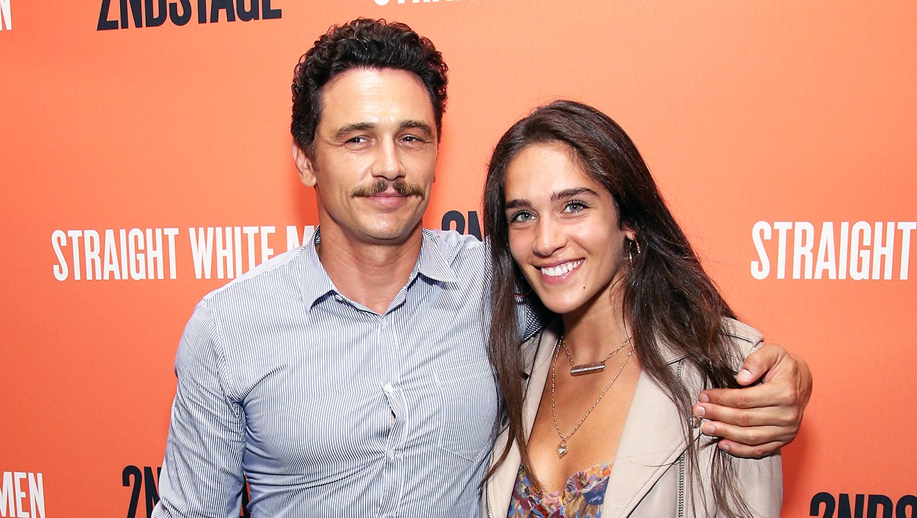 Inside James Franco's Romance With Isabel Pakzad